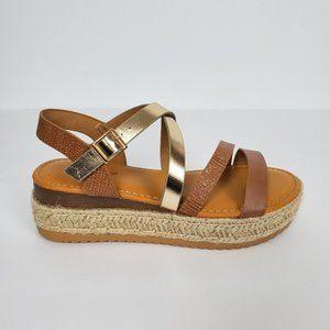 Women's Espadrille Platform Sandals